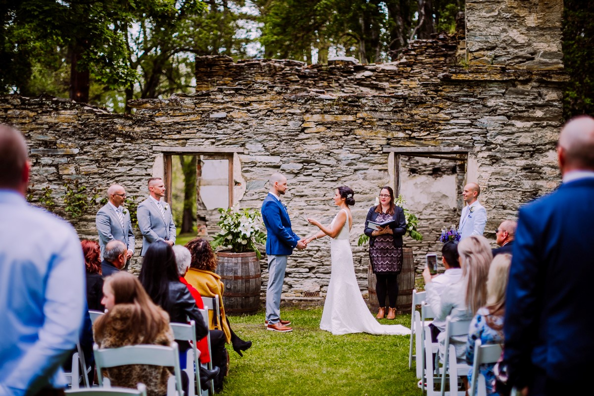 Queenstown Wedding