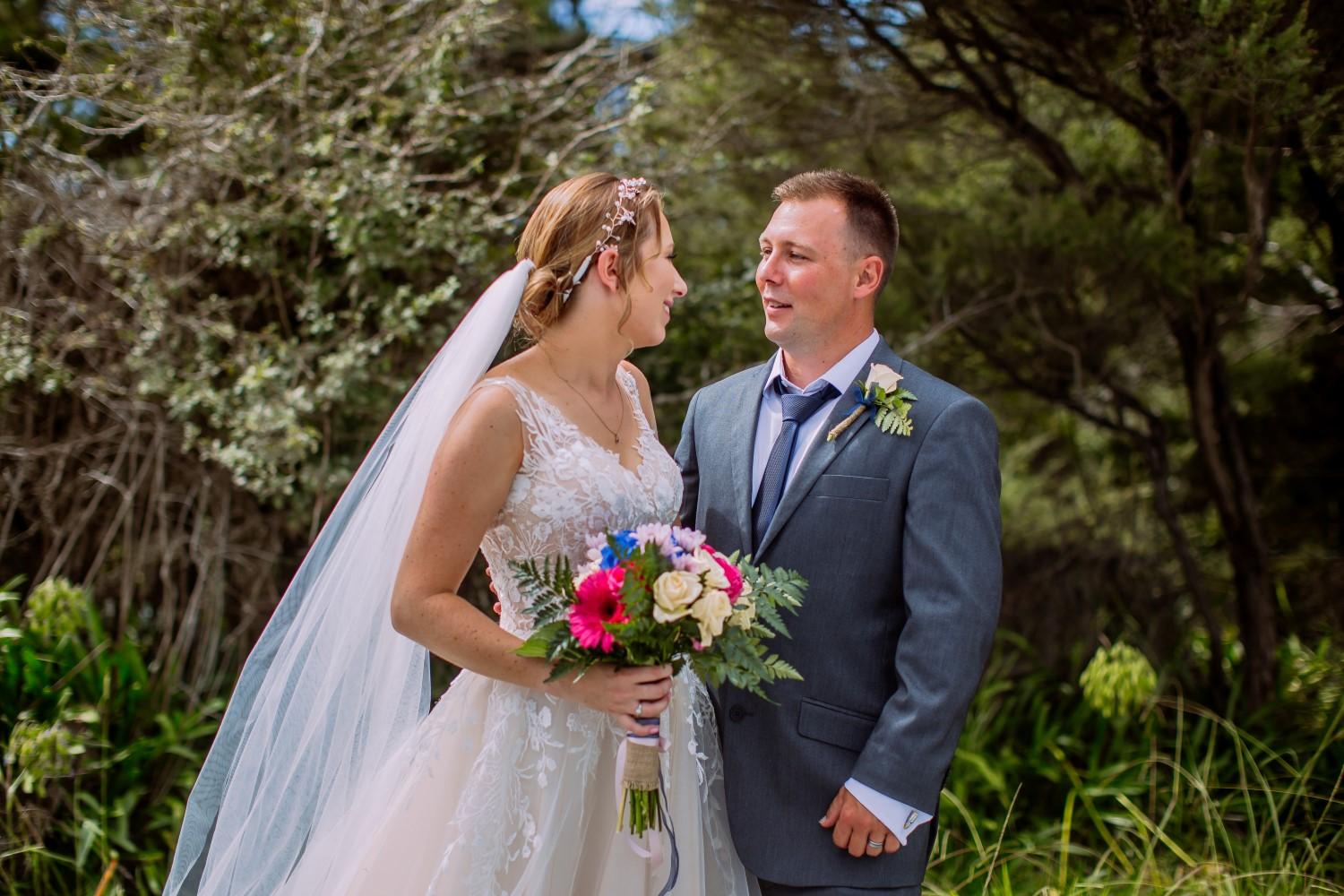 Hibiscus Coast Wedding Photographer